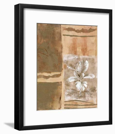 Safari IV-Zella Ricci-Framed Art Print
