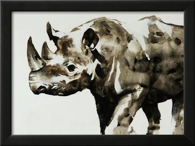 Safari Series II-Sydney Edmunds-Framed Giclee Print