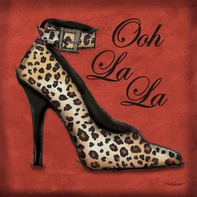 Safari Shoe I-Todd Williams-Art Print