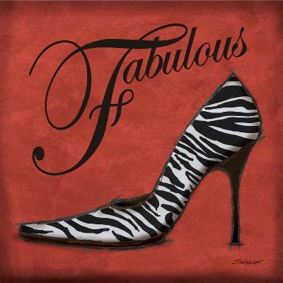 Safari Shoe II-Todd Williams-Art Print