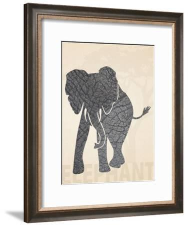 Safari Skins 2-Melody Hogan-Framed Art Print