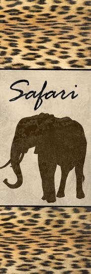 Safari-Sheldon Lewis-Art Print