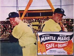 Safe At Home, 1962