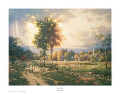Safe Haven-Larry Dyke-Art Print