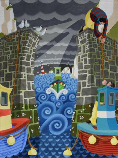 Safely Home, 2010-Victoria Webster-Giclee Print