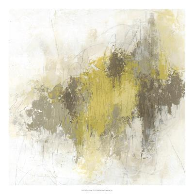 Saffron Abstract I-June Vess-Premium Giclee Print