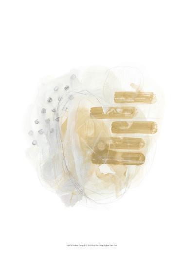 Saffron Energy II-June Erica Vess-Art Print