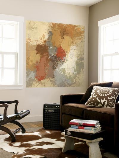 Saffron Fresco II-June Erica Vess-Wall Mural