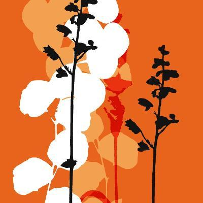 Saffron Indignation-Jan Weiss-Art Print
