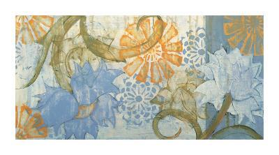 Saffron & Sky II-Kate Birch-Giclee Print