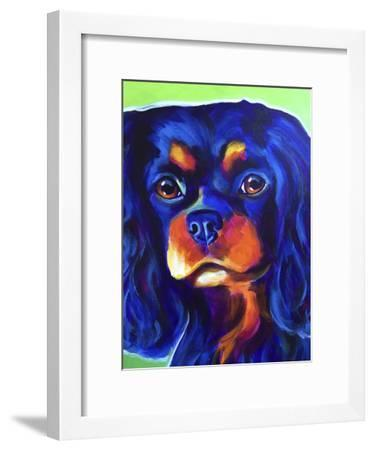 Saffy-Dawgart-Framed Giclee Print