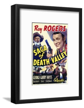Saga of Death Valley, 1939