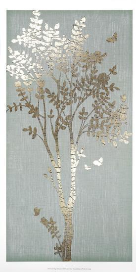 Sage Silhouette I-June Erica Vess-Art Print