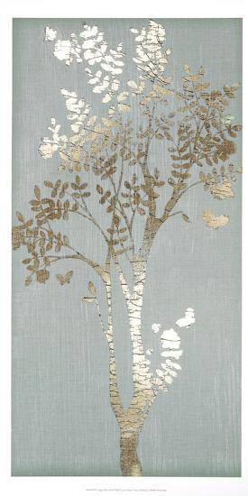 Sage Silhouette II-June Erica Vess-Art Print