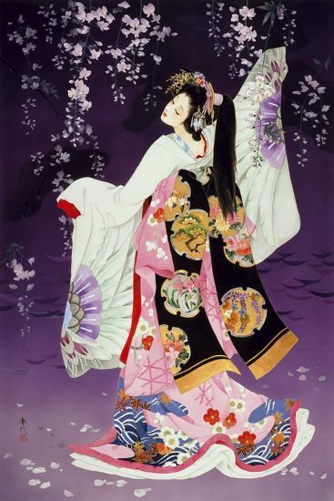 Sagi No Mai-Haruyo Morita-Art Print