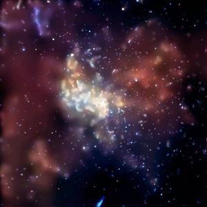 Sagittarius A, X-ray Image