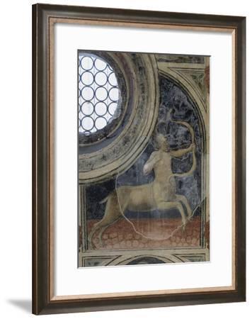 Sagittarius - Astrology--Framed Giclee Print