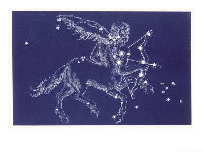 Sagittarius-Roberta Norton-Giclee Print