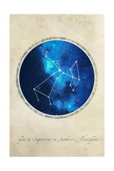 Sagittarius-GI ArtLab-Premium Giclee Print