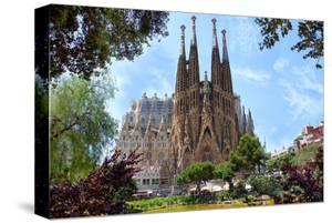 Sagrada Familia Barcelona Spain