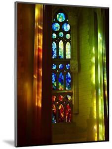 Sagrada Familia, UNESCO World Heritage Site, Barcelona, Catalonia, Spain, Europe
