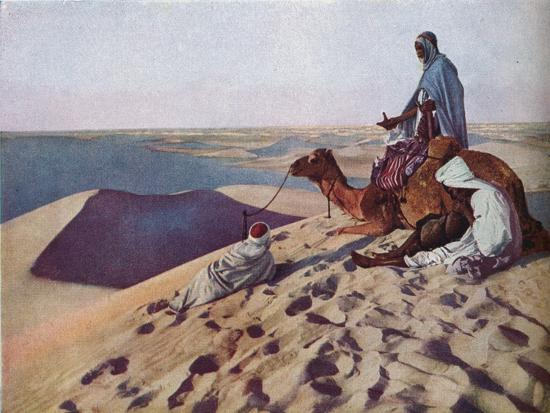'Sahara', c1930s-Unknown-Giclee Print