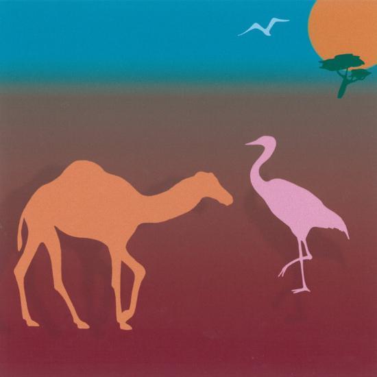 Sahara I-Mercier-Art Print