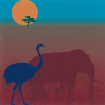 Sahara II-Mercier-Art Print