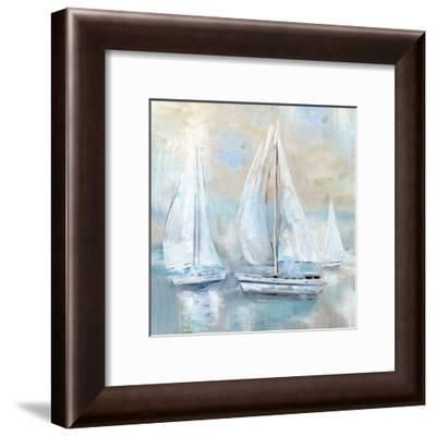 Sail Afar--Framed Art Print