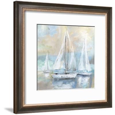 Sail Away--Framed Art Print