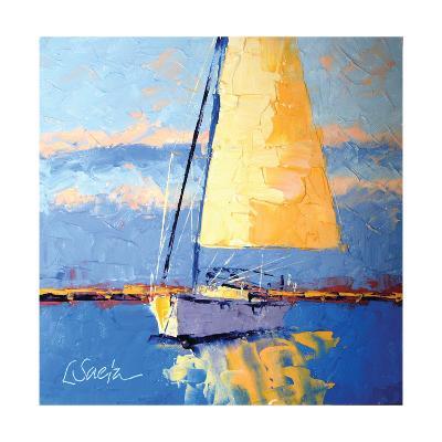 Sail Away-Leslie Saeta-Art Print