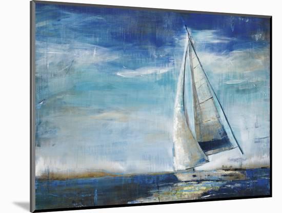 Sail Away-Liz Jardine-Mounted Art Print