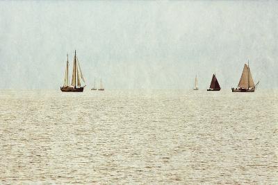 Sail Boats-Kathy Mansfield-Art Print