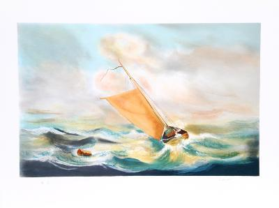 Sail in the Storm- Fioravanti-Limited Edition