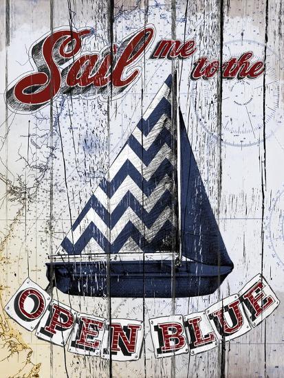 Sail Me-Art Licensing Studio-Giclee Print