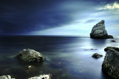 Sail Rock, Conero National Park, Marche, Italy-ClickAlps-Photographic Print