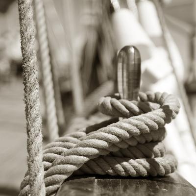 Sail Rope--Photographic Print