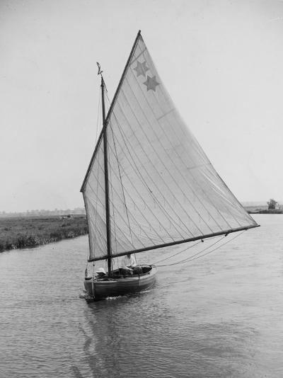 Sailboat--Photographic Print