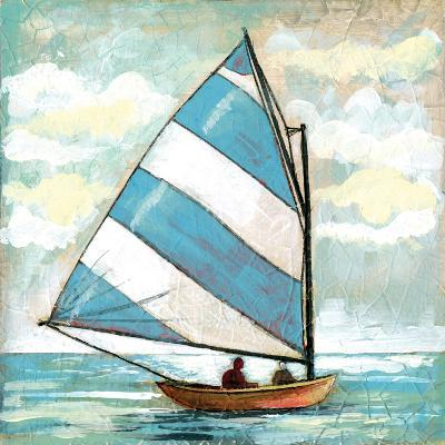 Sailboats I-Gregory Gorham-Art Print