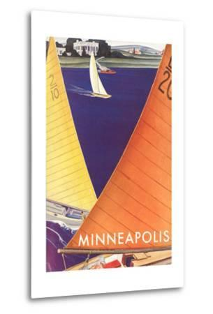 Sailboats, Minneapolis