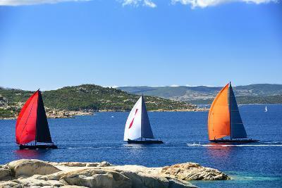 Sailboats Regatta Racing-stefano pellicciari-Photographic Print