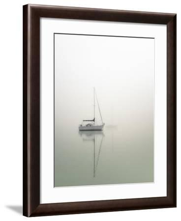 Sailboats- Nicholas Bell Photography-Framed Photographic Print