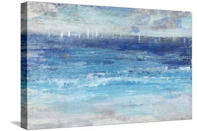 Sailing Afar I-Tim OToole-Stretched Canvas Print