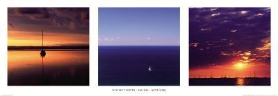 Sailing, Australia-Neville Prosser-Art Print