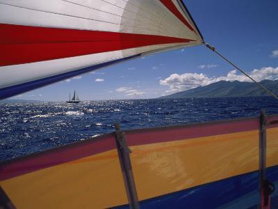 Sailing Detail--Photographic Print