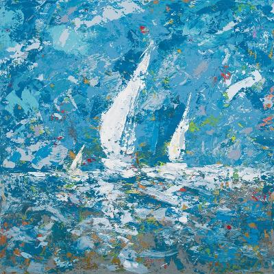 Sailing II-Kingsley-Premium Giclee Print