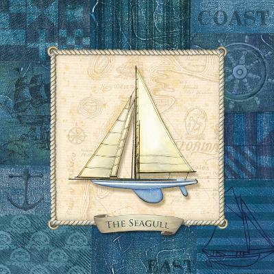 Sailing IV-Charlene Audrey-Art Print