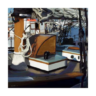 Sailing Serenity VI-Rick Novak-Art Print