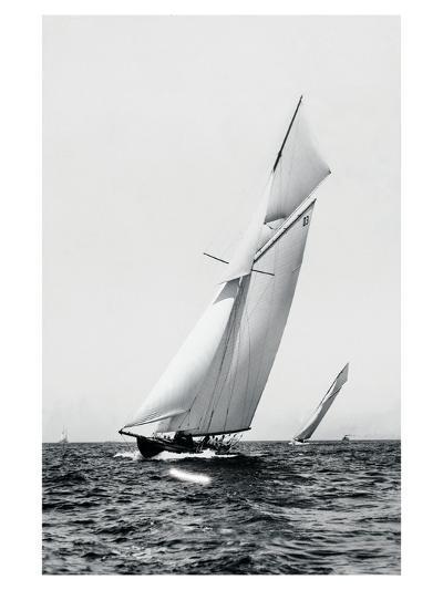 Sailing Ships III--Art Print