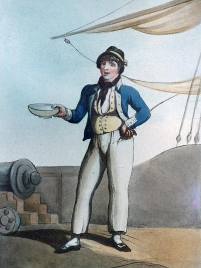 Sailor, 1799-Thomas Rowlandson-Giclee Print